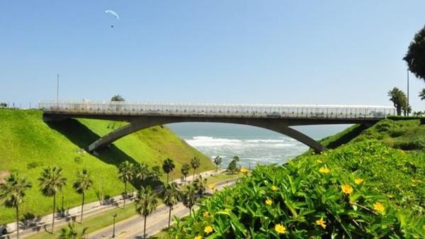 Puente de Miraflores entra en la ultima etapa de construccion