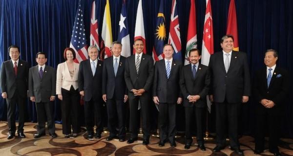 TPP acuerdo