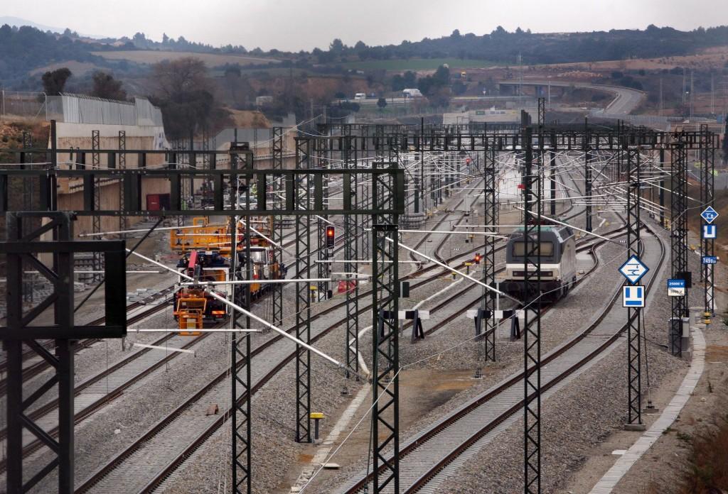 Tarragona y Figueres ave