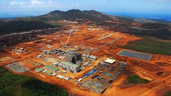 Vale aumenta su produccion minera