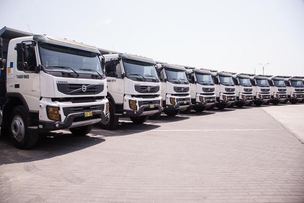 Venta de camiones aumenta en Peru
