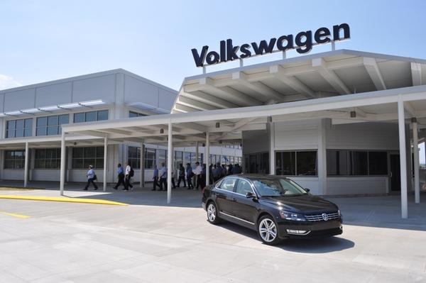 Volkswagen pide discrecion a sus trabajadores en Mexico