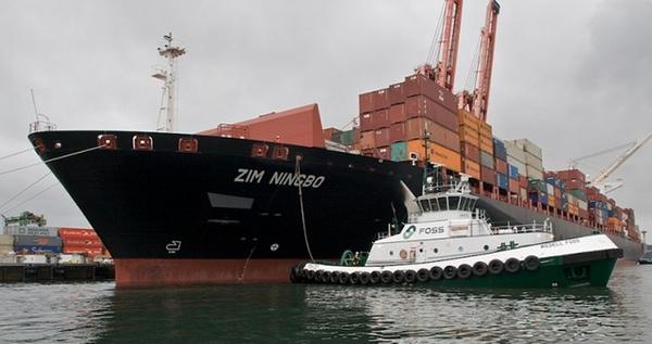 ZIM ajusta sus rutas en Asia y el Mediterraneo