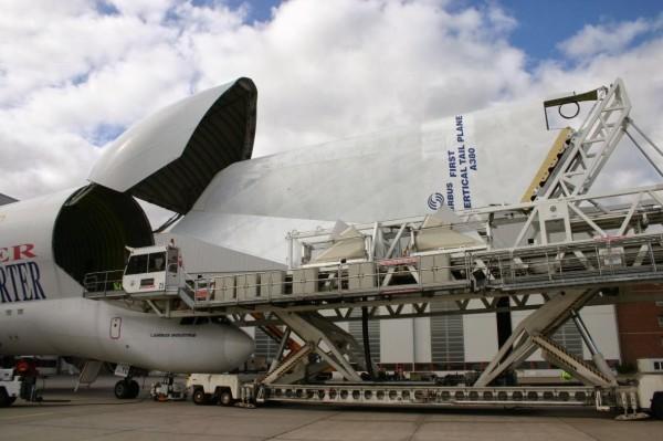 carga aerea
