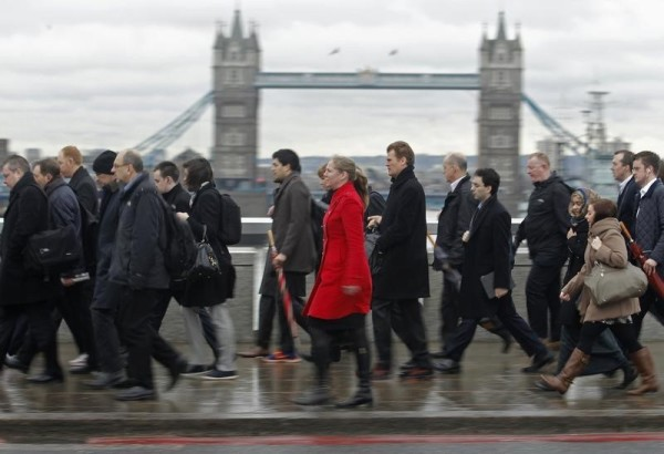 empleo Reino Unido