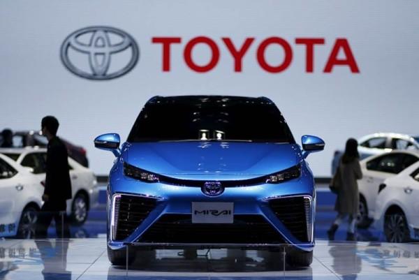 expositor Toyota