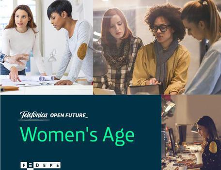 """Telefónica Open Future_ impulsa el emprendimiento femenino con """"Women's Age"""""""