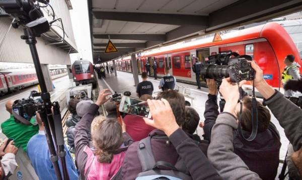 tren aleman