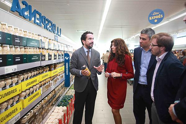 Aldi inaugura supermercado en dos hermanas sevilla - Empresas en dos hermanas ...