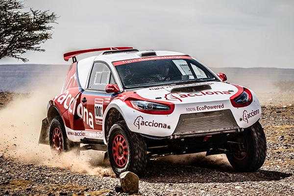 Acciona-vehiculo-Dakar