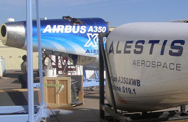 Airbus-motor
