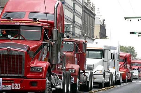 Canacar quiere aumentar informacion sobre el sector del transporte