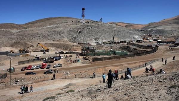 Chile ayuda a las empresas mineras pequenas