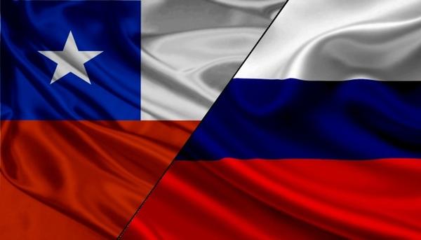 Chile y Rusia aumentan su comercio bilateral