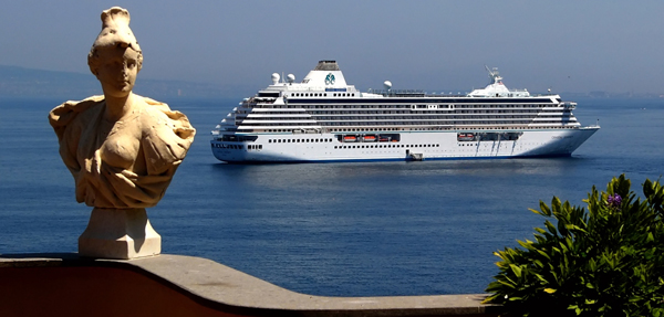 Crystal Cruises abre plazo de reservas para 2018
