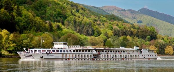 Crystal River Cruises adelanta su lanzamiento