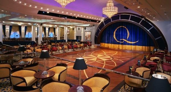 Cunard revela detalles de la renovacion del Queen Mary 2