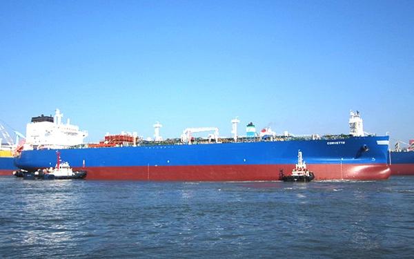 Dorian LPG recibe su nuevo buque