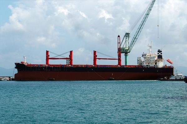 ESL Shipping tendra los buques graneleros a gas mas grandes