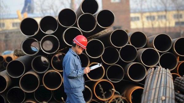 Empresarios argentinos piden regulacion de importaciones de acero chino