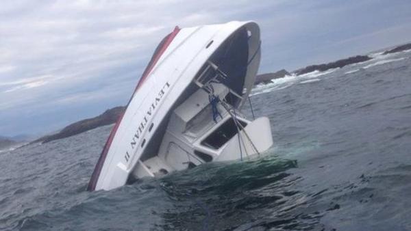 Expertos señalan dos hipotesis para accidente del Leviathan II