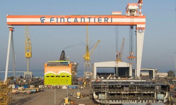 Fincantieri vuelve a confiar en ABB