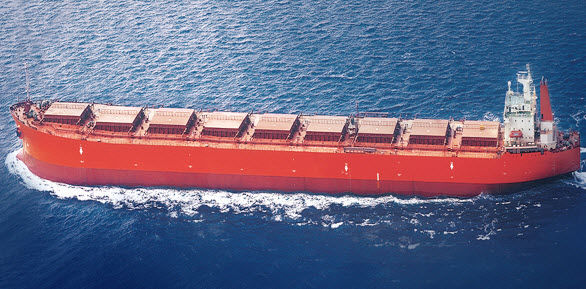 Fletes de buques graneleros siguen a la baja