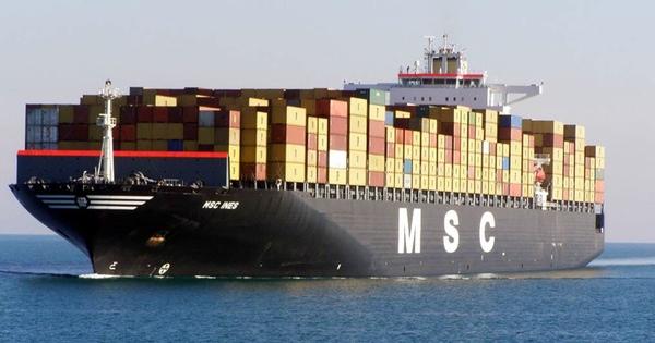Flota de buques inactivos supera el millon de TEU