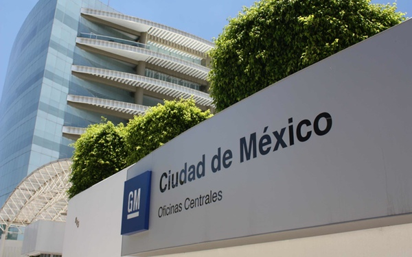 General Motors invierte en Mexico