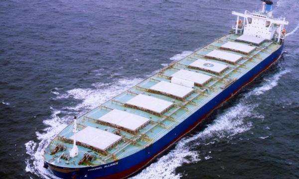 Golden Ocean Group Limited vende dos contratos de construccion