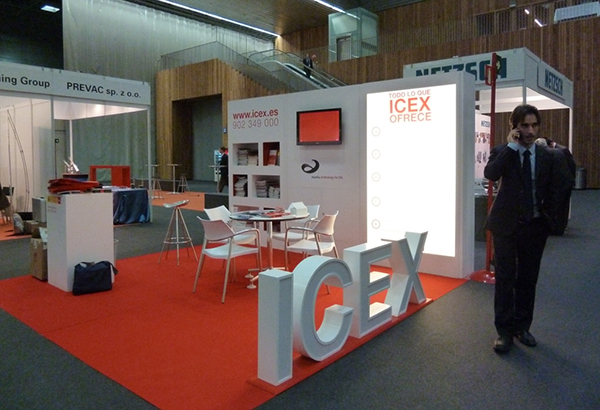 ICEX-stand