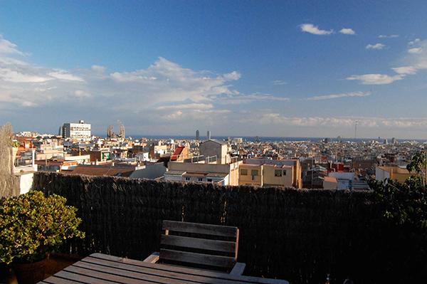 IntercambioCasas-Terraza-Barcelona