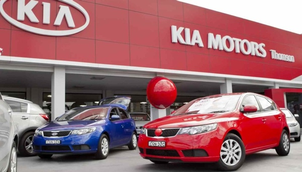 Kia Motors tendra mas distribuidores en Mexico
