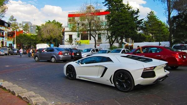 Lamborghini alcanza ventas record en Mexico