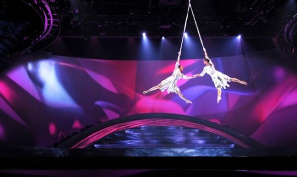 MSC Cruceros tendra espectaculos del Cirque Du Soleil