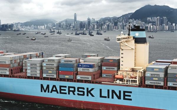 Maersk apuesta por la consolidacion del sector naviero