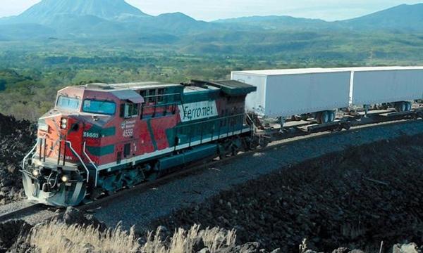 Mexico prepara proyecto ferroviario y logistico