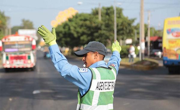 Nicaragua mejora la educacion en seguridad vial