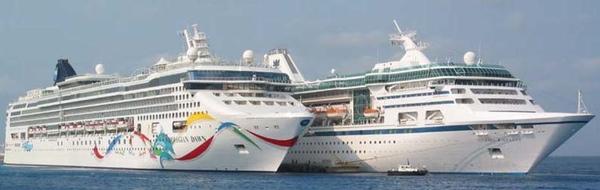 Norwegian Cruise Line aumenta sus beneficios