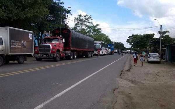Panama examina vialidad de zona logistica en Corozal