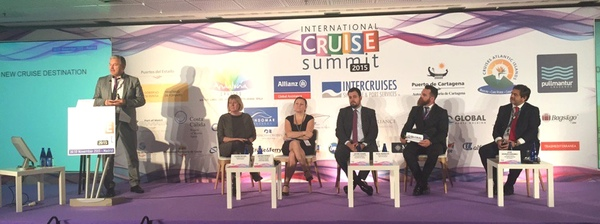 Quinta edicion de International Cruise Summit ha sido un exito