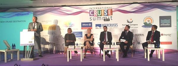 Quinta edicion de International Cruise Summit ha sido un exito