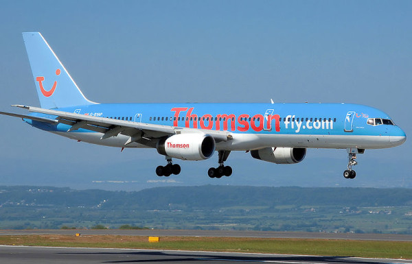 Thomson-Airways-vuelo