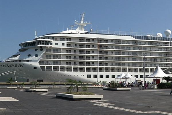 Veracruz puede convertirse en destino de cruceros