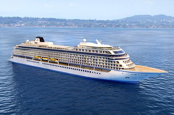 Viking Ocean Cruises encarga dos buques