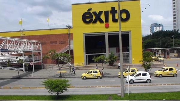 Almacenes Exito amplia su linea de credito