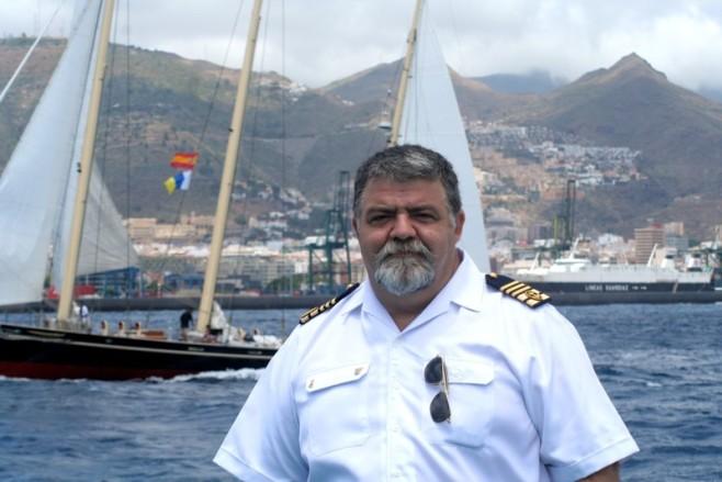 Antonio Padron embajador maritimo OMI