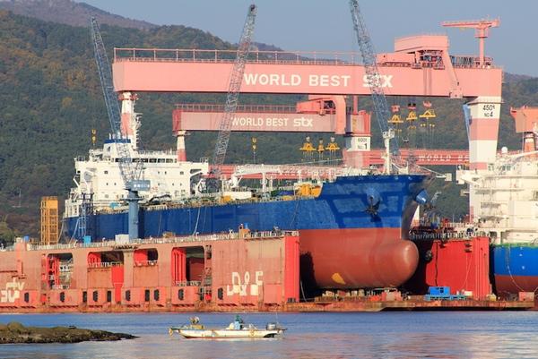 Astillero STX Offshore & Shipbuilding inicia proceso de reestructuracion