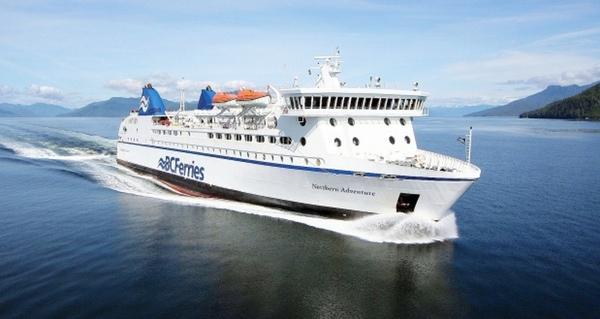 BC Ferries pone nombre a su nuevo buque