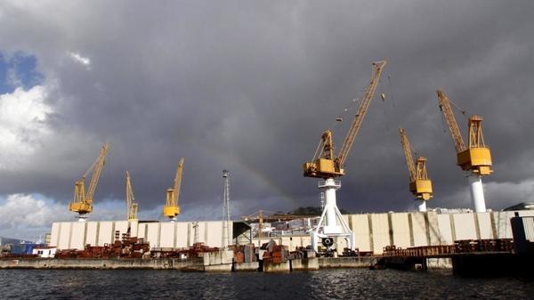 Cambio legislativo impulsa trabajo en los astilleros